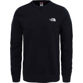 The North Face Street Fleece Pullover Herre TNF Black/TNF White